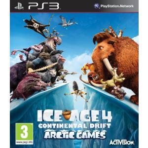 L'Age de Glace 4 : La dérive des Continents - Jeux de l'Arctique ! [PS3]