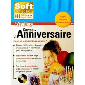 Cartes D'anniversaire [Windows]