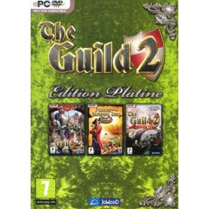 The Guild 2 Edition Platine - Le jeu + les extensions Pirates of The European Seas et Venice. sur PC