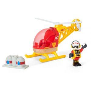 Brio Hélicoptère des pompiers Brio