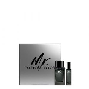 Burberry Mr. Burberry - Coffret eau de toilette et miniature