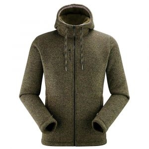 Lafuma Cali Hoodie M Veste Polaire Homme, Dark Bronze, FR (Taille Fabricant : XL)