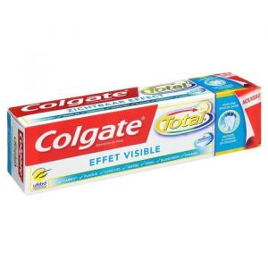 Colgate Dentifrice total effet visible - 75 ml