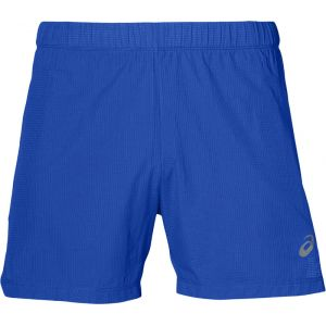 Asics Cool 2-N-1 - Short running Homme - bleu M Collants & Shorts Running