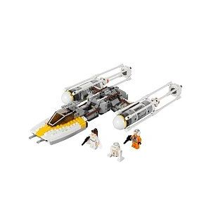 Lego 9495 - Star Wars : Gold Leader's Y-Wing Starfighter