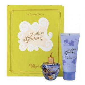 Lolita Lempicka Le Premier Parfum - Coffret eau de parfum et crème onctueuse parfumée