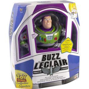 Lansay Figurine Signature 30 cm Toy Story Buzz l'éclair