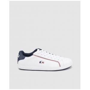 Lacoste Chaussures GRADUATE 119 3 SMA blanc - Taille 40,41,42,43,44,45