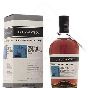 Diplomatico Distillery Collection No. 1 Batch Kettle Rum 0,7 L 47%