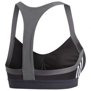 Adidas All ME 3S Soutien-Gorge de Sport Femme, Black, FR : M (Taille Fabricant : M)