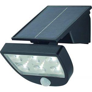 DIO Applique solaire avec détecteur de mouvement (150 Lm)- Noir
