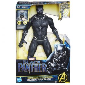 Hasbro Black Panther - Figurine électronique deluxe 35 cm
