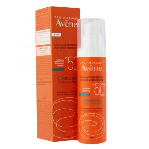 Avène Cleanance solaire matifiant SPF 50 (50 ml)
