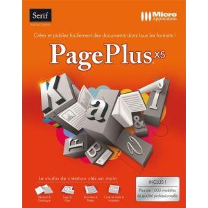 PagePlus X5 [Windows]