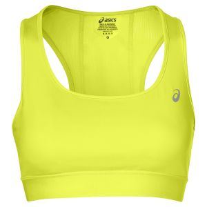 Asics Bra Optimism Pack Women, sour yuzu M Brassières course à pied