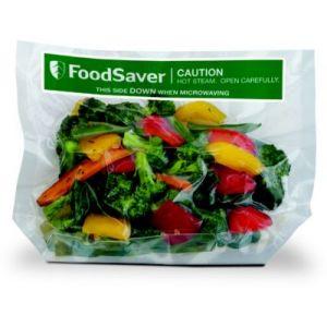 Foodsaver FVB002X - Sacs à fond plat pour machine à emballer sous-vide