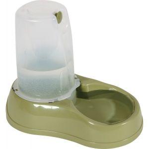 Zolux Distributeur d'eau antidérapant vert pastel - 3,5 l