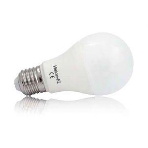 Vision-El Ampoule LED dimmable E27 230V 10W(=90W) 886lm 3000°K bulb - 7387BD -