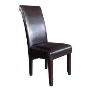 dining 2 chaises de salle manger en simili cuir - Chaise Simili Cuir