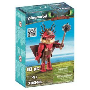 Image de Playmobil 70043 Dragons - Rustik en combinaison de vol