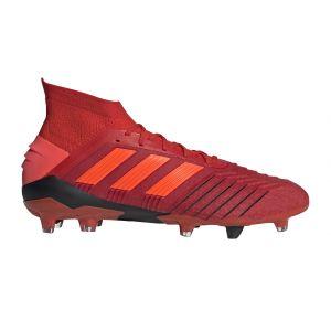 Adidas Predator 19.1 FG Rouge