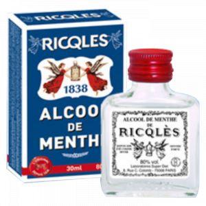 Ricqlès Alcool de menthe - 30 ml
