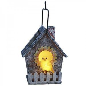 Déco solaire Bird House - STAR