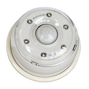 Tibelec Mini-Hublot LED Infrarouge
