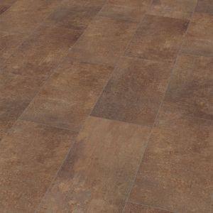 Wineo 400 Stone | Dalle PVC clipsable hybride 'Fortune Stone Rusty' - 60,1 x 31 cm