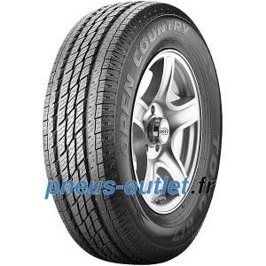 Toyo LT265/70 R17 121S Open Country H/T