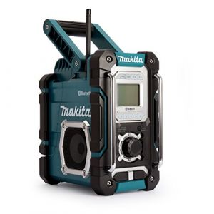 makita dmr108 radio de chantier comparer avec. Black Bedroom Furniture Sets. Home Design Ideas