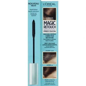L'Oréal Mascara cheveux correcteur instantané, châtain