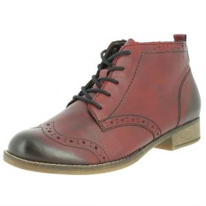 Remonte Boots Dorndorf r9372 rouge - Taille 36,37,39,40,41
