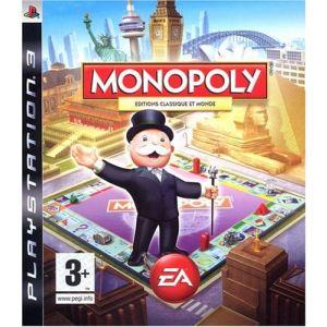 Monopoly : Editions Classique et Monde [PS3]