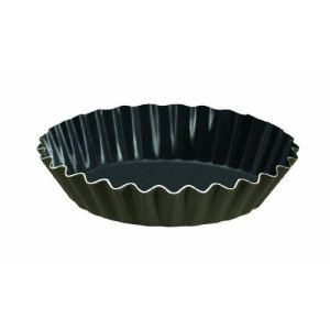 Tefal 4 moules à tarte en aluminium (11 cm)