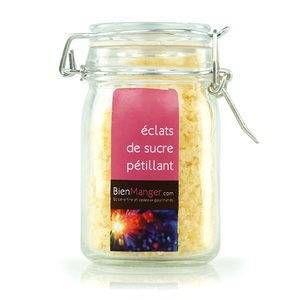 Bien Manger Eclats de sucre pétillant (nature) - Boîte 1kg