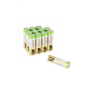 GP Batteries 8+4 GP Super Alcaline AA Mignon Batteries Blockbuster Sparpack