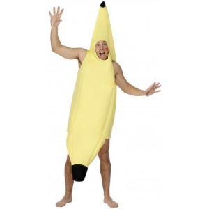 Smiffy's Déguisement banane adulte