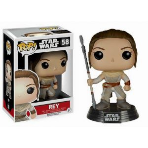 Funko Figurine Pop! Star Wars : Episode 7 Rey