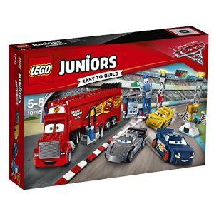 Image de Lego 10745 - Juniors : Cars 3 La finale des 500 miles de Floride