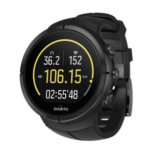 Suunto Spartan Ultra All Black Titanium - Montre GPS cardio-fréquencemètre