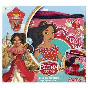 Lansay Mon sac froufrou à personnaliser Elena d'Avalor