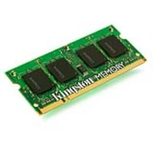 Kingston KTH-ZD8000C6/2G - Barrette mémoire 2 Go DDR2 800 MHz SoDimm 200 broches