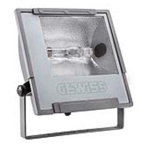 Gewiss GW85401M - Projecteur aluminium 250 W iodures