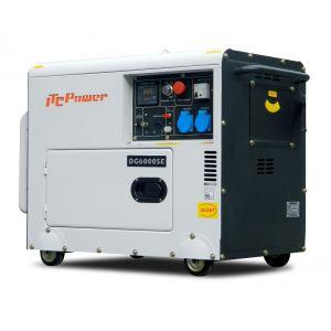 ITC Power DG6000SE-ATS - Groupe électrogène diesel 5500W insonorisé
