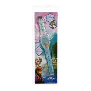 Image de Montre pour enfant à LED La Reine Des Neiges