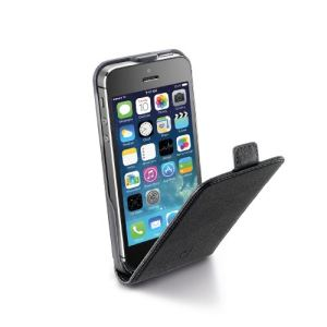 Cellularline flapesseniphone 5 - Étui de protection pour iPhone 5