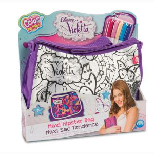 Smoby Color Me Mine : Grand sac tendance Violetta