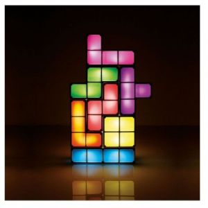 Abysse Corp Tetris - Lampe d'ambiance modulable 7 pièces