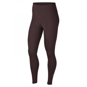 Nike Tight de training One Luxe Femme - Marron - Taille L